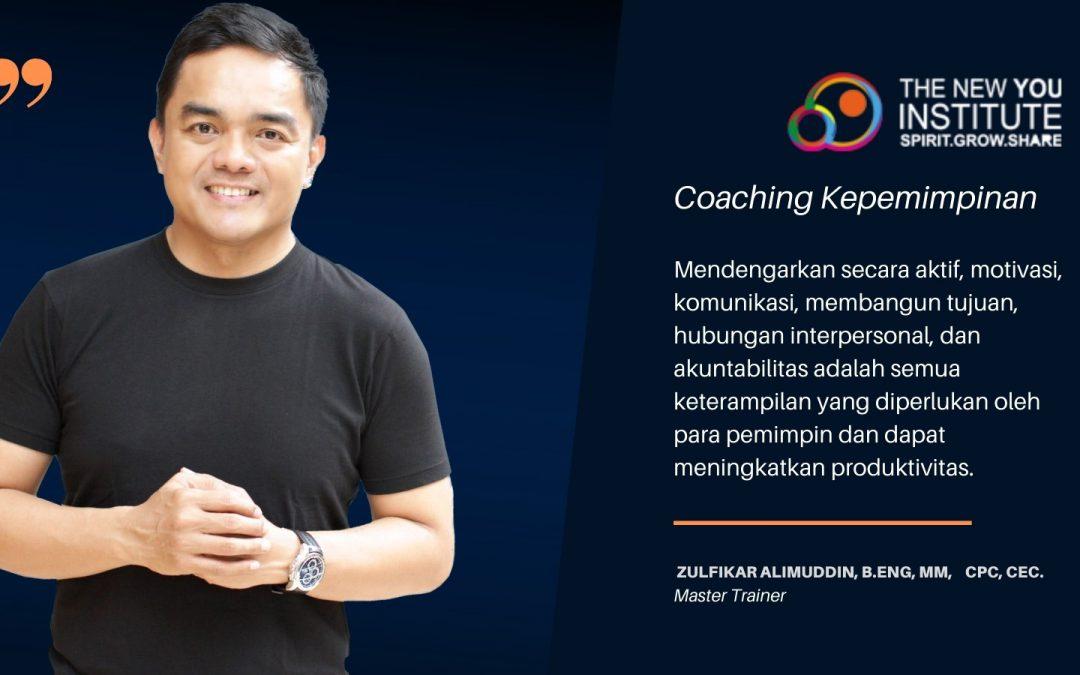 Coaching Kepemimpinan Untuk Meningkatkan Produktivitas