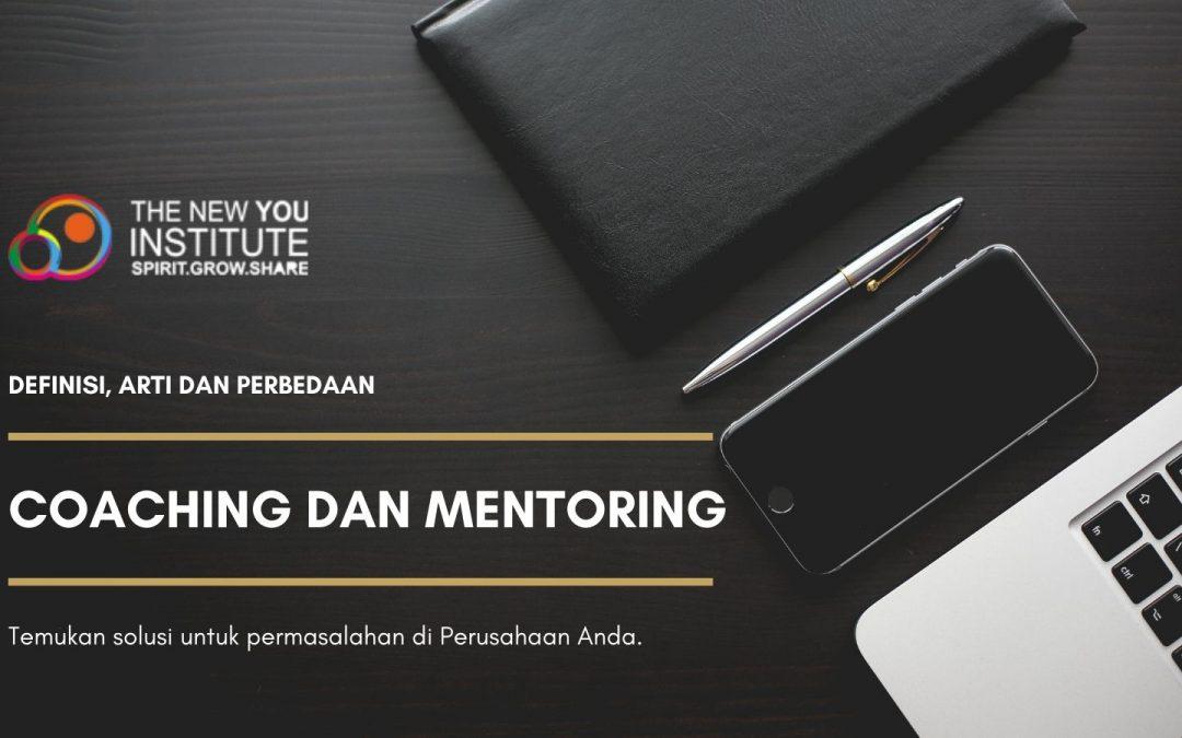 Arti Coaching dan Mentoring